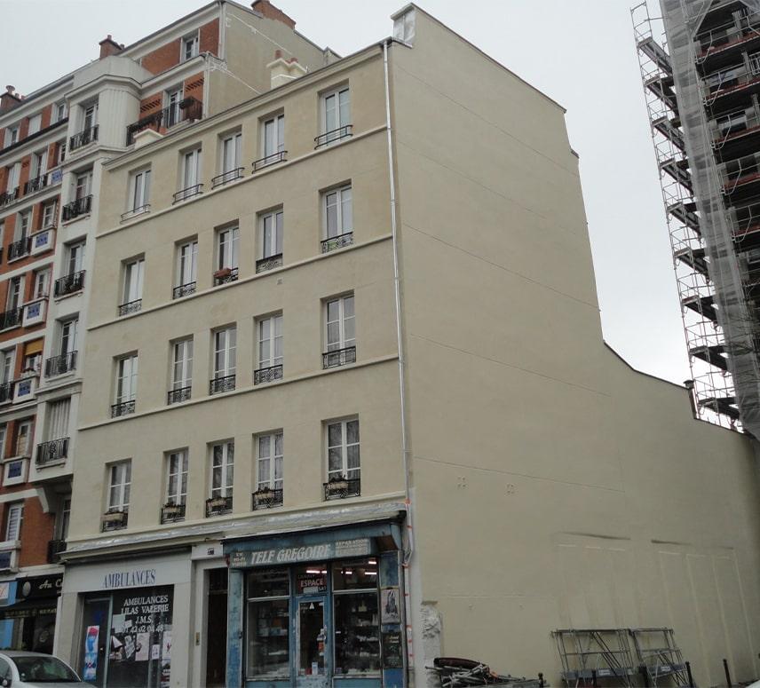 Ravalement-Rue